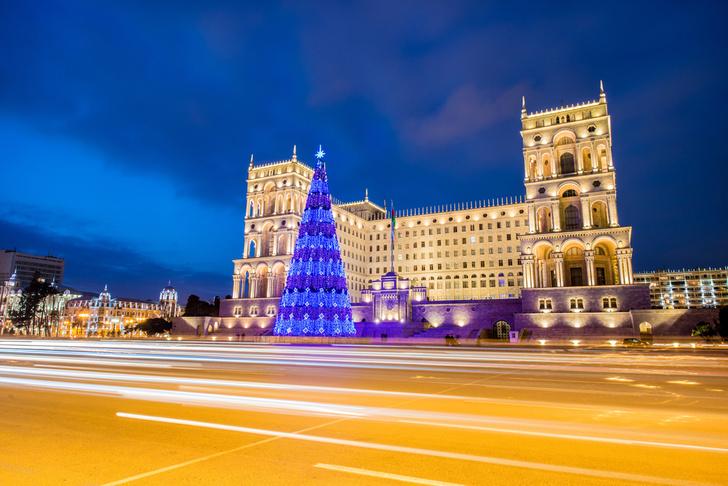 Фото №1 - В какой стране встретить Новый год всего за 20 000 рублей