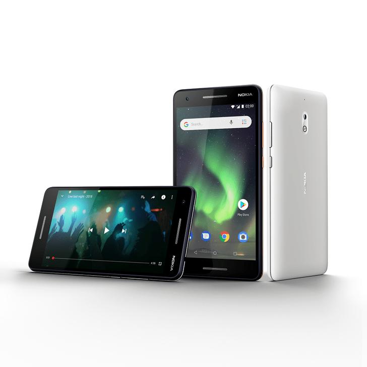 Фото №1 - Три новых смартфона Nokia на Android - тема этого лета