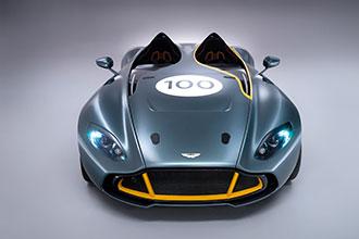 Фото №4 - Aston Martin CC100 Speedster: перфекционистский автомобиль без крыши, стекол и дворников