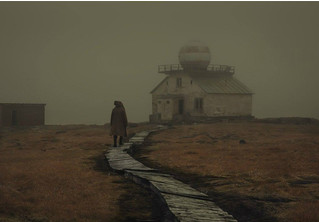Жизнь метеоролога-отшельника за полярным кругом (атмосферная фотосессия)