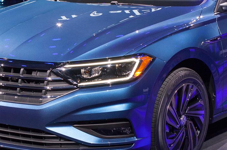 Фото №5 - Новый Volkswagen Jetta: жди в России через год