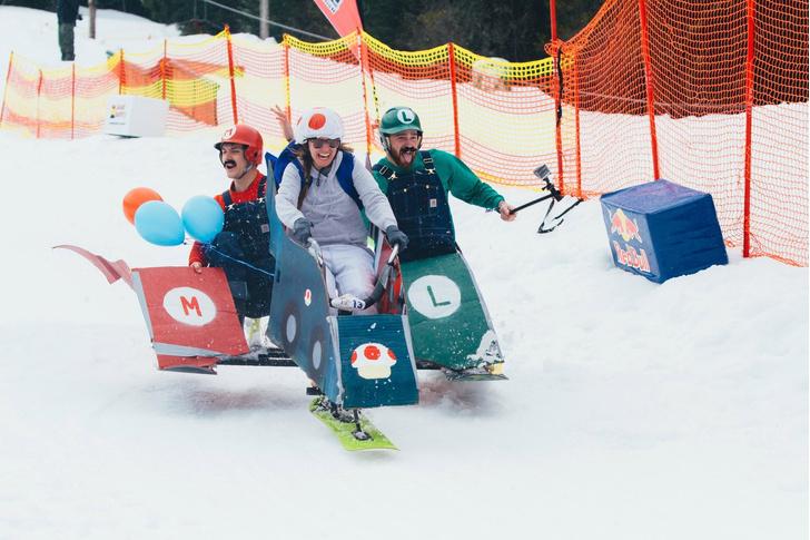 Фото №4 - 1 апреля 20 000 человек пошутят в Сочи с олимпийским размахом