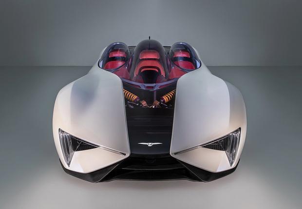 Фото №3 - Techrules Ren: гибридный суперкар с дизельными газотурбинными двигателями. Э-э-э… Что?