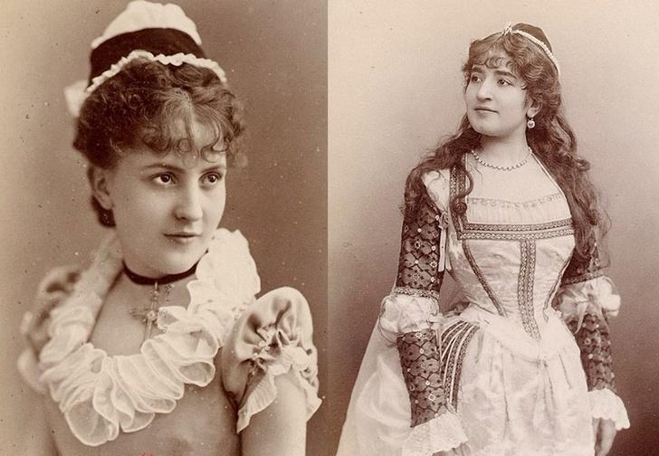 Фото №1 - Путеводитель по самым горячим парижским куртизанкам XIX века. Фотографии с описаниями