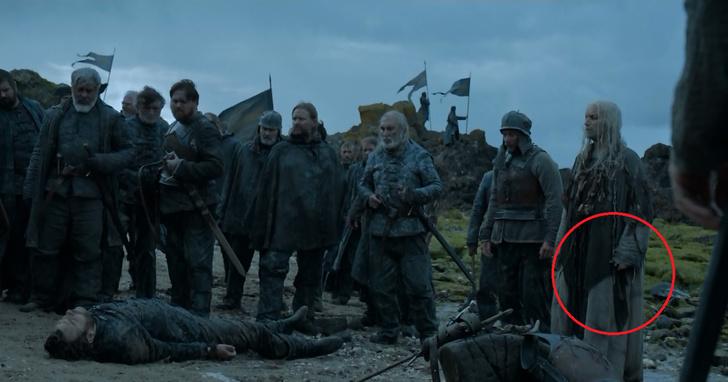 Фото №10 - Самые идиотские киноляпы в шестом сезоне «Игры престолов»