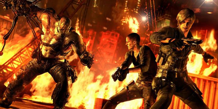 Фото №1 - Resident Evil 7: Biohazard и другие главные игры января