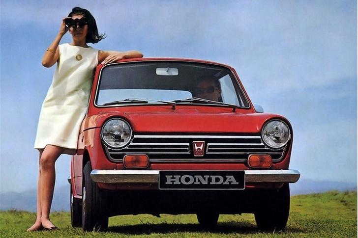 Фото №2 - Honda N600: романтическая история хетчбэка, который выжил