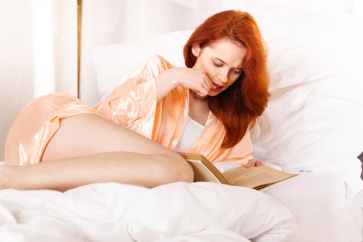 Фото №1 - Как сделать девушку умнее с помощью секса!