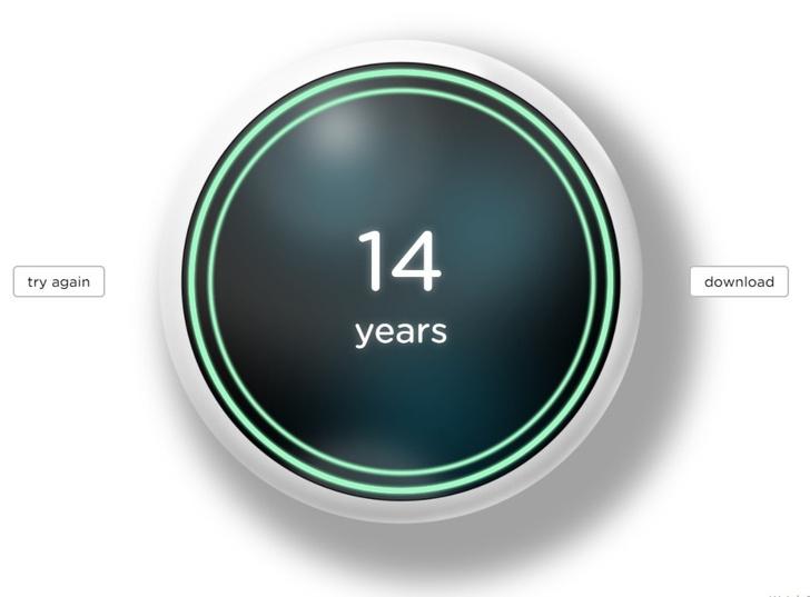 Фото №2 - Проверь, сколько продлятся твои отношения, с помощью вот этого приложения из сериала «Черное зеркало»!