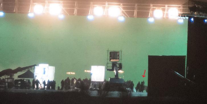 Фото №2 - В Сети появились фото со съемок армии Белых ходоков из «Игры престолов». Похоже, дела плохи!
