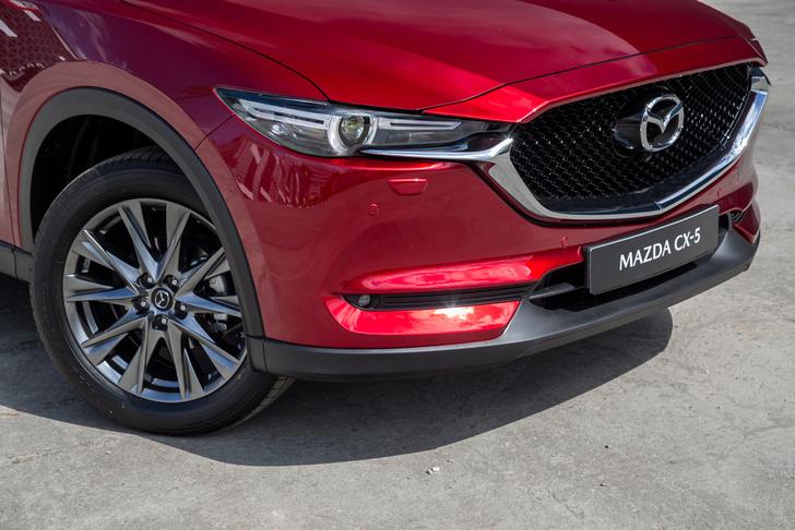 Фото №3 - Обновленная Mazda CX-5: четыре шажка к совершенству