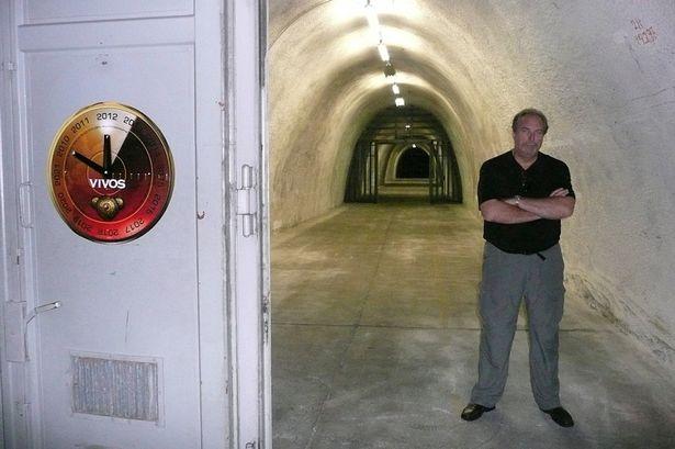 Фото №2 - Место, где можно пережить ядерный апокалипсис с комфортом
