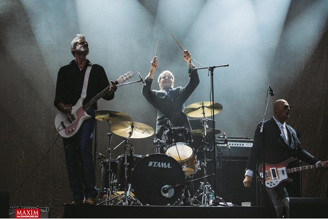 Triggerfinger на Park Live 2015