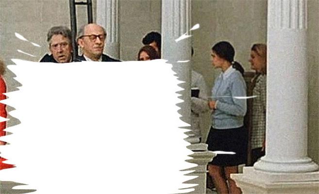 Фото №9 - Тест на знание фильмов Эльдара Рязанова. В картинках