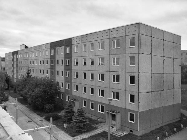 Фото №8 - Как сейчас выглядят хрущевки времен СССР в Германии