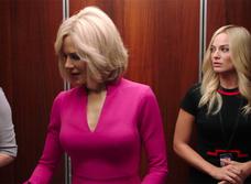 Николь Кидман, Марго Робби и Шарлиз Терон в трейлере фильма «Бомба»