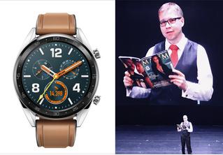 Конкурс! Пришли фото сжурналом MAXIM внеобычной ситуации и выиграй смарт-часы Huawei Watch GT