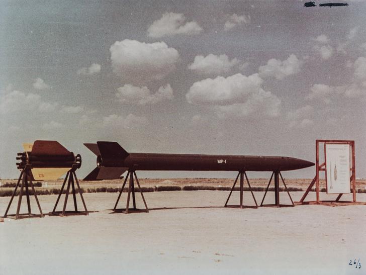 Фото №4 - Министерство обороны рассекретило фотографии советских баллистических ракет!