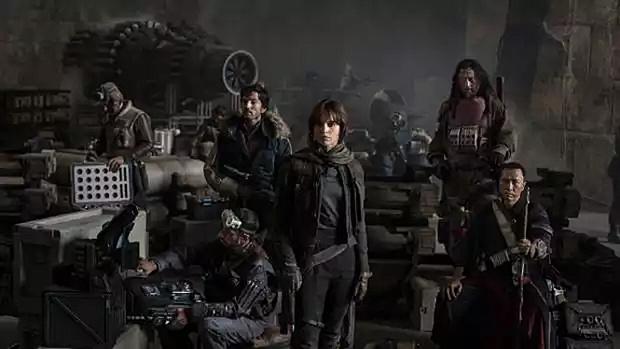 Фото №2 - Все, что сейчас известно о спин-оффе «Звездные войны: Изгой»