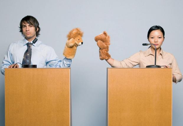 Фото №1 - Как оживить скучный доклад