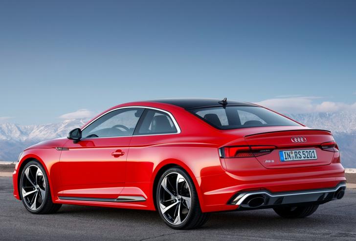 Фото №6 - Отвечаем на главные вопросы об Audi RS 5 Coupe