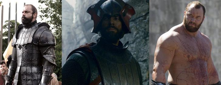 Фото №2 - 10 актеров «Игры престолов», которых заменили, но никто этого не заметил