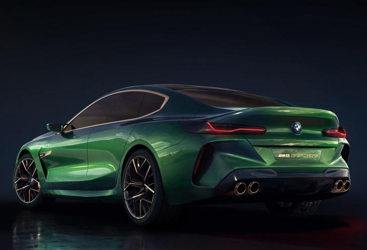 Фото №3 - Возрождение восьмой серии BMW все ближе