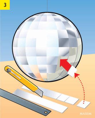 Фото №3 - Как сделать диско-шар собственными руками