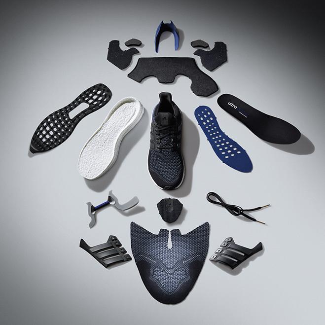 В adidas UltraBOOST новых технологий под завязку