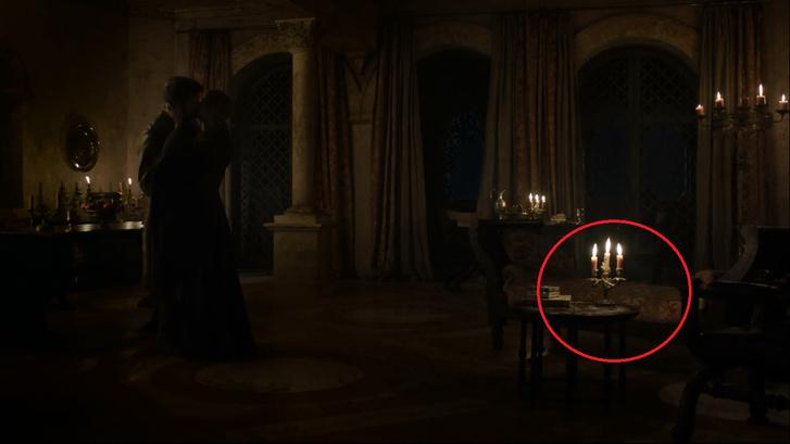 Фото №12 - Самые идиотские киноляпы в шестом сезоне «Игры престолов»