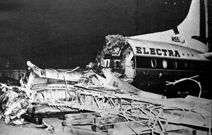 Фото №6 - Крокодил, толстые пассажиры и другие необычные причины авиакатастроф