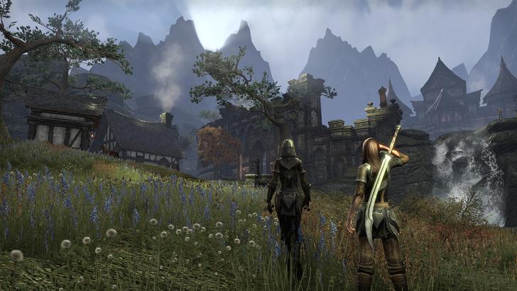 Фото №4 - 5 причин потратить все деньги на онлайн-игру The Elder Scrolls Online