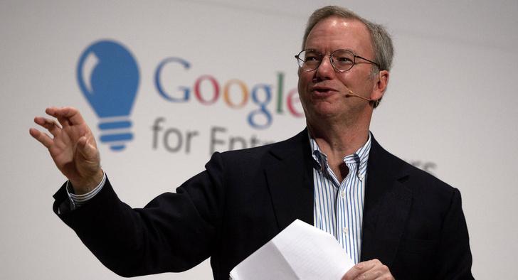 Фото №1 - Бывший гендиректор Google предсказывает раскол Интернета