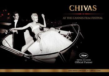 Фото №1 - Chivas Regal на Каннском фестивале