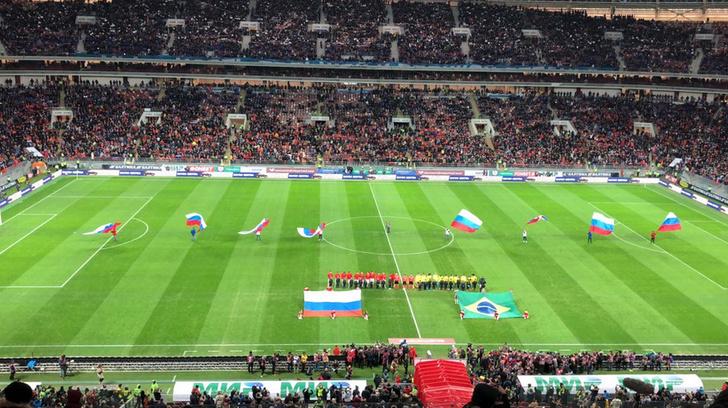 Фото №1 - Бразилия растоптала Россию в футболе: пять причин, почему это случилось
