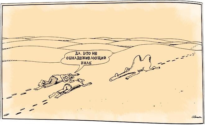 Серия карикатур «Фар Сайд» Гэри Ларсона