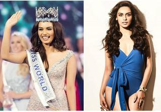 Познакомься с новой «Мисс мира» — очаровательной Мануши Чхиллар!