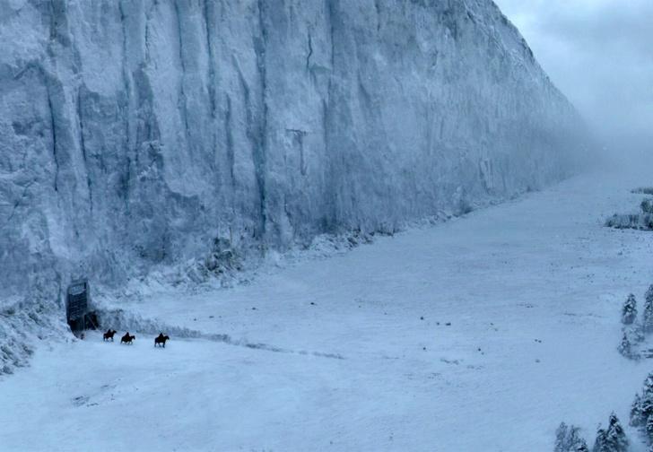 Фото №1 - Ученые высчитали, реально ли построить Стену из «Игры престолов» в нашем мире