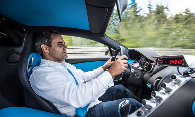 Bugatti Chiron установил невероятный рекорд