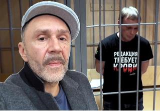 Шнур посвятил спецкору «Медузы» Ивану Голунову стихотворение, другие звезды записали видео в его поддержку