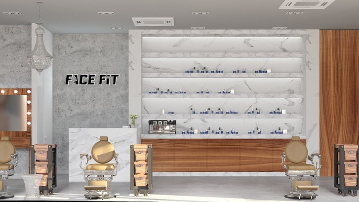 Фото №1 - Флагманская студия Face Fit открывается в центре Москвы