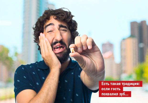 Фото №2 - Там, во рту! Новая порция сокровенного знания обинновационных технологиях в стоматологии