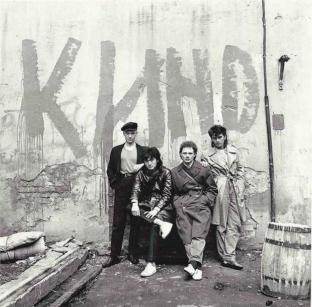 Фото №1 - Объявлено о съемках фильма о группе «Кино»