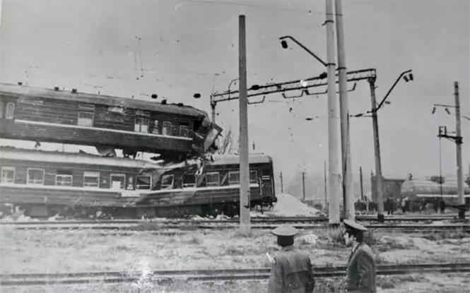 Фото №12 - Самые впечатляющие фото железнодорожных катастроф