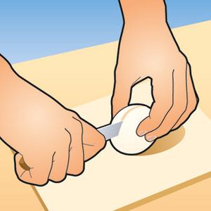 Фото №1 - Научись резать быстро, как повар