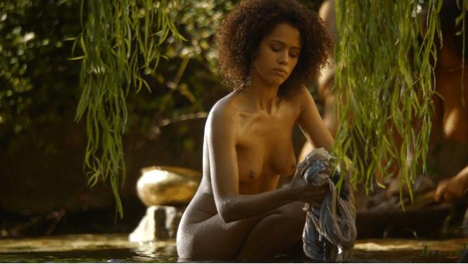 Миссандея из «Игры престолов» снялась в откровенной фотосессии. Такой ее не видела даже Дейенерис!