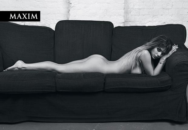 Фото №4 - Долгое утро! Анна Старшенбаум в ошеломляющей черно-белой фотосессии