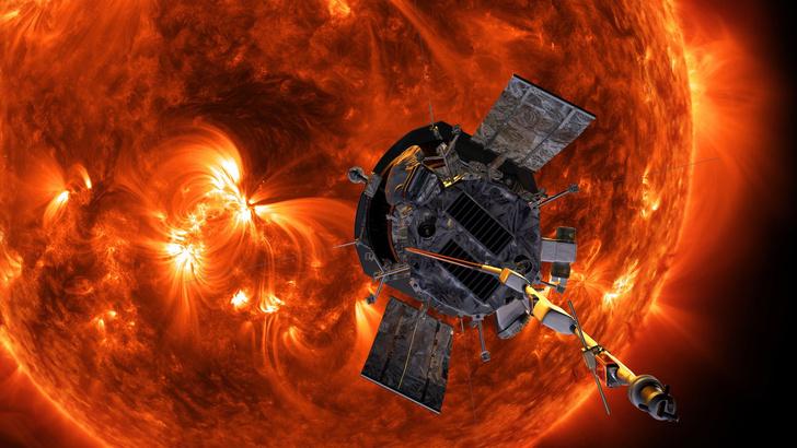 Фото №1 - NASA запустило в космос самый быстрый объект, сделанный человеком