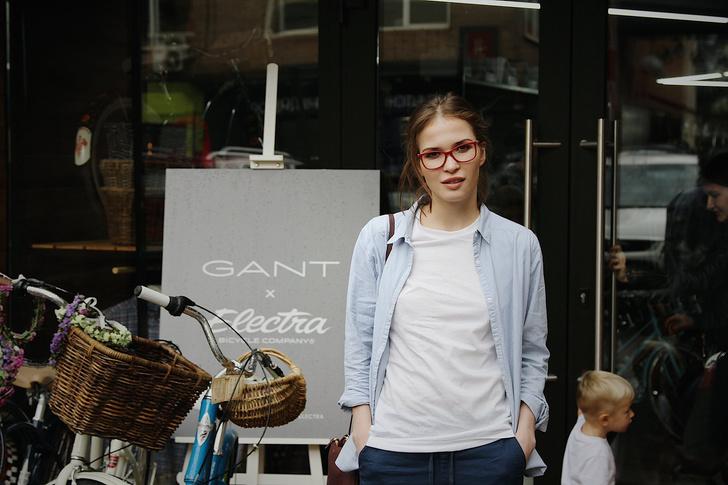 Фото №2 - Велолето с Gant и Electra: совместное мероприятие брендов в Artplay