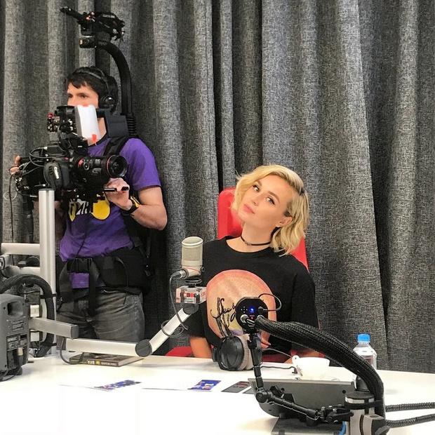 Фото №1 - «Музыкастинг» «Нового Радио» с участием Полины Гагариной близится к финалу